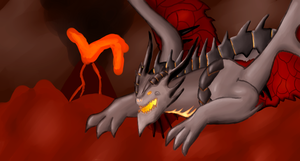 Hi deathwing by Slinkoboy