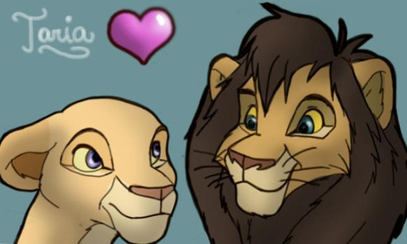 Shia and Otien by 9Taria6