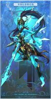 Kalista - The Spear of Vengeance by MonoriRogue