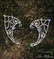 Vaire the Weaver Elf Ears by Lyriel-MoonShadow