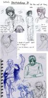 Sketchdump 31 by Laitma