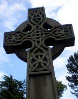 Cemetery Stock - Celtic II by rockgem