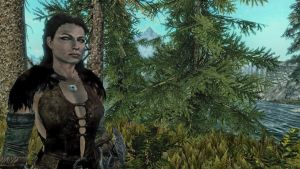 Daughter of Skyrim XVII by Solace-Grace