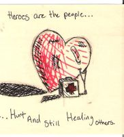 Heroes by annieheart12