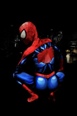 Ultimate Spider-Man - Power and Responsability by DashingTonyDrake