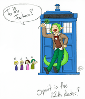 The 12th Doctor by Keali