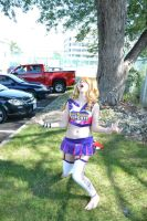 Juliet Starling by ArilaInsanityCosplay