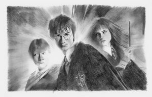 Harry Potter by janep