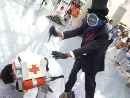 AX10: Medic gets Attacked by AnimeFan2006