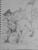 2015 Sketches 1 by Flame-Shadow