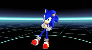 (MMD):Sonic The Hedgehog (Super_Defition) DEMO 3 by Modern-Sonic