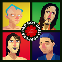 Red Hot Chili Peppers Vector by Blakant