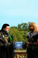 Avengers: Home, to Asgard by Ravenspiritmage