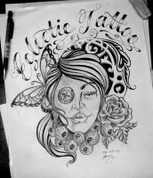 See-er Eclectic Tattoo by camsy