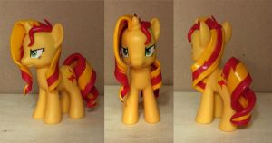 Sunset Shimmer Custom by atelok