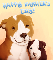 Happy Mother's Day! by ceraxas