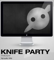 KNIFE PARTY Wallpaper by insyami