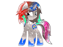 Galaxy Rainbowfied Mic The Microphone by DigitBrony