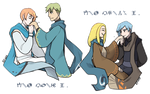 Nuzlocke White: Marriages and Related Things by ky-nim