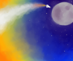To The Moon by Jennilah