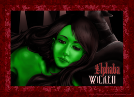 Wicked Witch of the West by Lutzie-flavoured