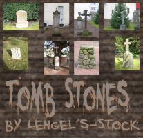 Tomb Stones by Lengels-Stock