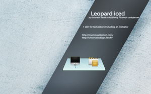 leopard iced by chromatix