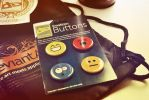 Emoticon Buttons by Niikitoo