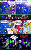 My friend, Discord part 11 by seriousdog