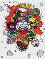 Madballs 10-5 by ShinMusashi44