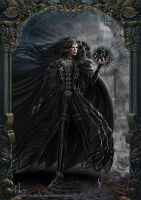 Dark Lord leather style by Irulana