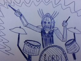 Lordi : Kita Forever the Best ! by GAB-Bloodwing