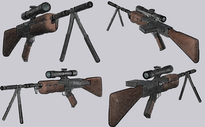 FG42 - Paratrooper's Weapon by Seawolf512
