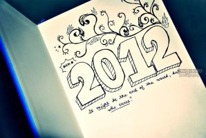 Hurray for 2012! by isangkilongkamera