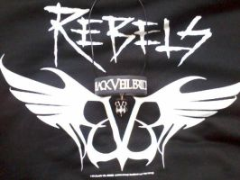Black Veil Brides Merch by marshmallow-away