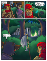 Coat of Arms page 5 by sabretoothlioness