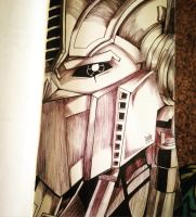 TFP Optimus Prime by Auburn-Artist