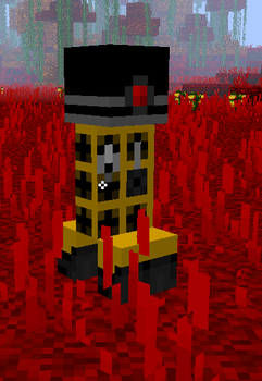 Doctor Who texture pack teaser 18 by BloodfangTheGreen