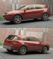 Acura RDX by CL88