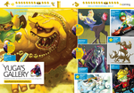 ONM: Issue 114 - Yuga's Gallery by ONM-UK