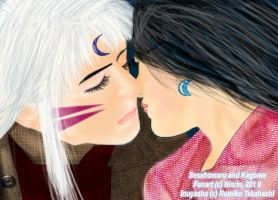 Miko May I Kiss You by deepmellow