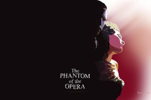 The Phantom of the Opera by WiNSANE