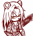 Doodle gift : Urso by Onyx-silver