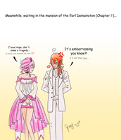 Dressed for the occasion is embarassing by Emy-san