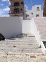 white staircase by archaeopteryx-stocks