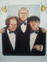 The Three Stooges by casey62