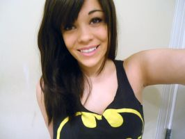 bat girl here to save you by BonjourMiaAyana