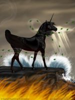 Equine - Elements Contest B by Blood-Huntress
