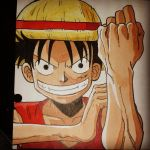 Luffy or otherwise Ruffy by foxfangchuu