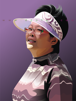 Vector Real Woman by ndop